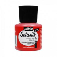 Setasilk 45 ml, 05 Poppy Red