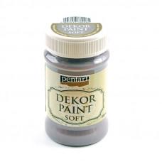 Dekor Paint Soft 100 ml, country fialová