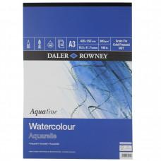 DR Aquafine A3 skicár na akvarel - 300g/m2 12 listov