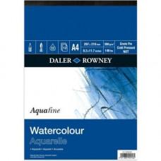 DR  Aquafine A4 skicár na akvarel 300g/m2 12 listov