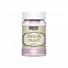 Dekor Paint Soft 100 ml, čerešňová