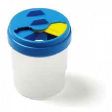 Plastová nádoba na čistenie štetcov