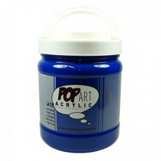 POP ART Acrylic 700 ml, 08 Cyan
