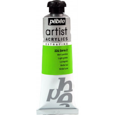 Extra fine acrylic light green 37ml