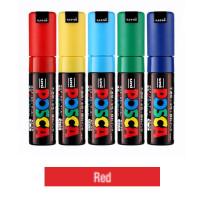 Uni Posca Akrylová fixka 8K, 8mm 015 červená